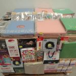 lot de loisirs creatifs album photo, deco, stickers, papiers scrapbooking… etc